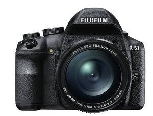 Schwergewicht: Fujifilm X-S1 Digitalkamera