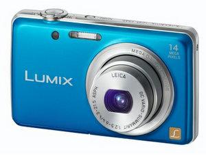 Gut und günstig: Panasonic Lumix FS40 Digitalkamera
