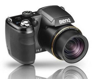 Locker aus der Hüfte: BenQ GH700 Digitalkamera
