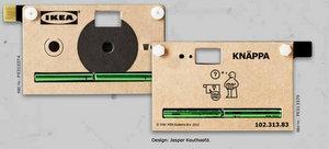 knäppa digitalkamera foto ikea