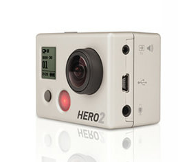 GoPro HD Hero 2 Outdoor Digitalkamera foto go pro