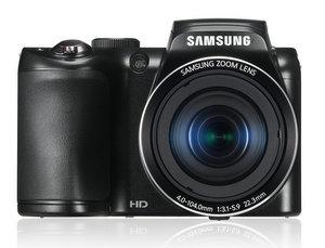 Neu auf der Brücke: Samsung WB100 Digitalkamera