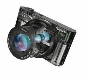 Sony DSC-RX100 Cybershot Digitalkamera foto sony.