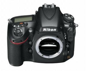 Für Profis: Nikon D800 D-SLR Spiegelreflex Digitalkamera