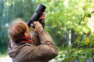 ein Fotograf