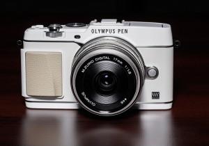 Detailreich und scharf geschossen – die Systemkamera Olympus PEN E-P5