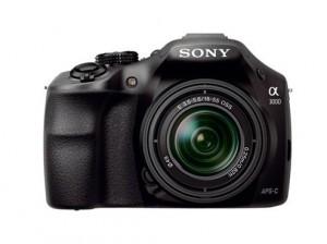 Sony Alpha 3000 – die spiegellose Systemkamera