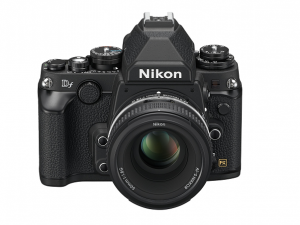 Nikon DF: Digitale Spiegelreflexkamera im Retro-Design