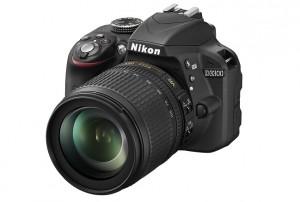 Nikon DSLR D3300: Digitale Spiegelreflexkamera für Einsteiger