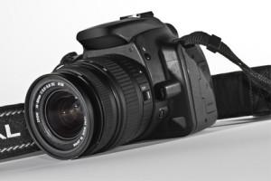 Wie funktioniert eine digitale Spiegelreflexkamera?