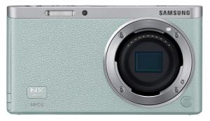 Kleine Systemkamera von Samsung: NX mini