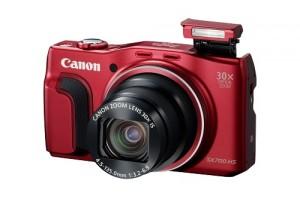 Canon PowerShot SX700 HS: Kompaktkamera mit 30-fach-Superzoom