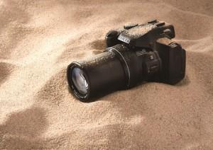 Bridgekamera Finepix S1 von Fujifilm
