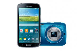 Die Kamera zum Telefonieren – das neue Samsung Galaxy K zoom