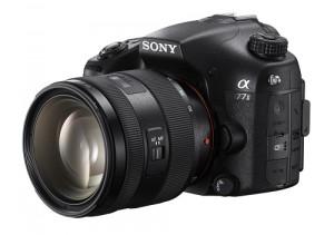 Neue Systemkamera mit Spiegel von Sony – Alpha A77 II