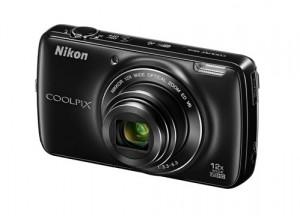 Nikon Coolpix S810c mit Android Betriebssystem