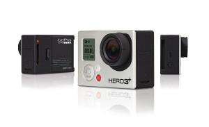 Artikel stellt die GoPro Hero 3+ Black Edition vor.