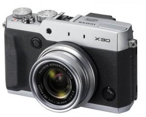 Fujifilm X30 – Kompaktkamera im Retro-Look