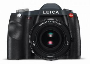 Neu: Leica Kameras S und S-E