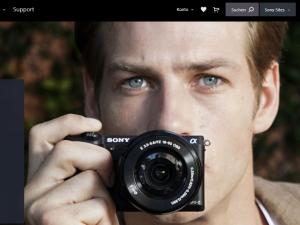 Screenshot Sony A5100